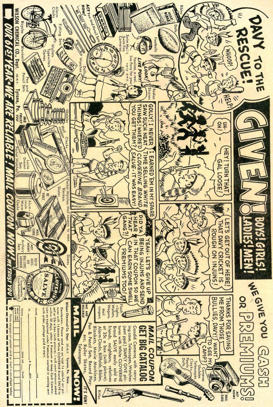 Read online Detective Comics (1937) comic -  Issue #229 - 2
