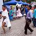 Corren juntos por una causa común: los rarámuris