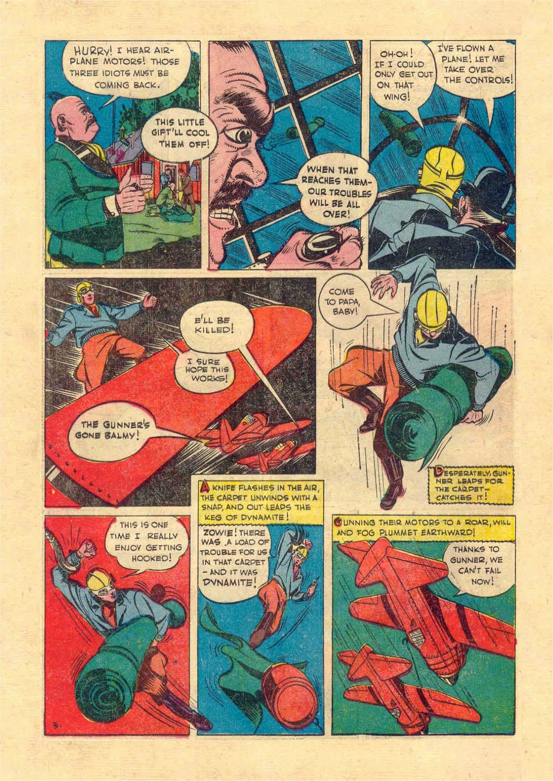 Read online Action Comics (1938) comic -  Issue #46 - 35