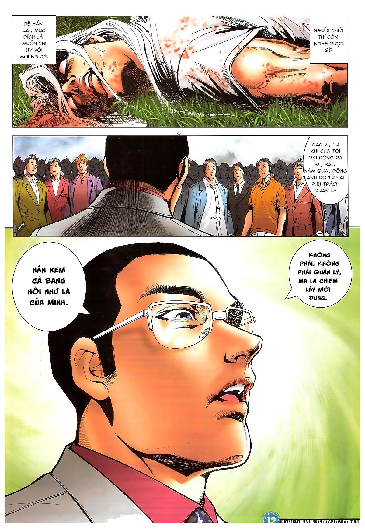 Người Trong Giang Hồ - Ngũ Hổ qui thiên - Chapter 1730: Phổ tuyển Long Đầu - Pic 10