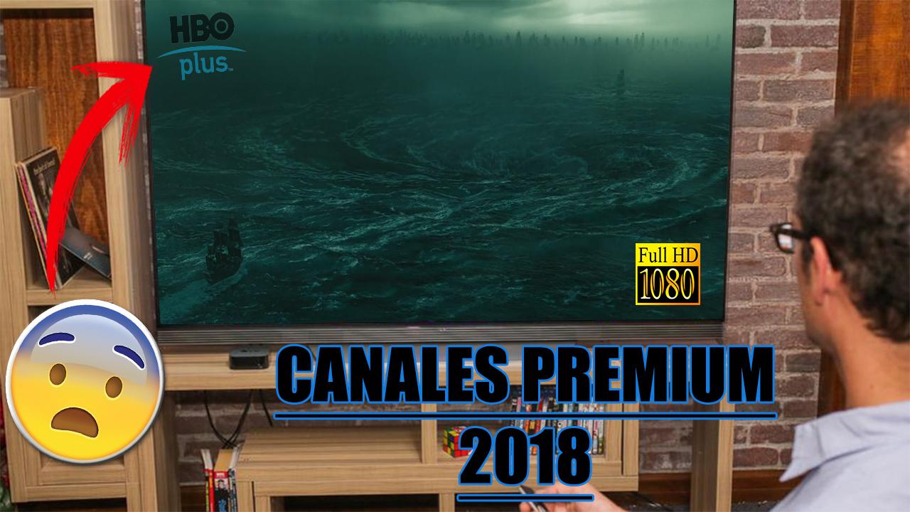4500 CANALES PREMIUM GRATIS 2018 | LATINO Y DE TODO EL MUNDO