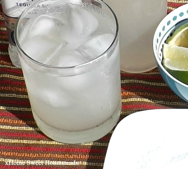 Home Sweet Homestead: Original Margarita