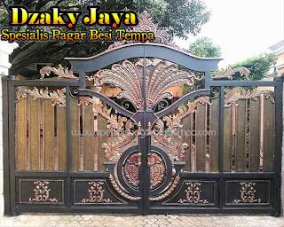 Harga, Pintu, Gerbang, Pagar, Besi, Tempa, Klasik, Rumah, Mewah