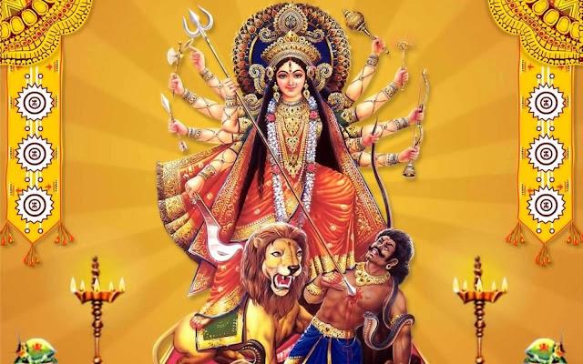 Navratri Durga Images in HD