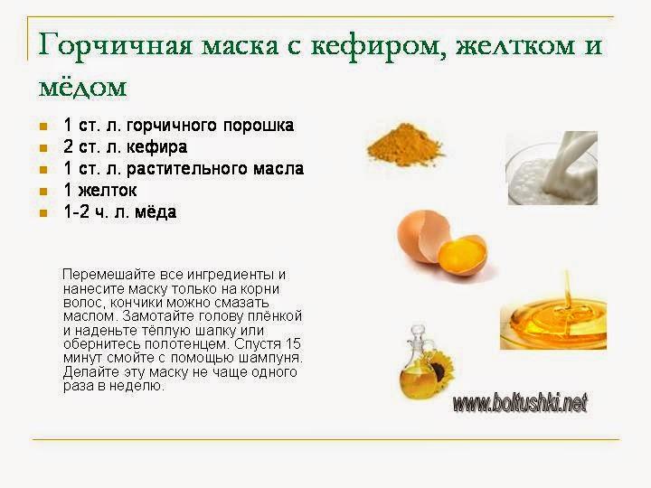 Рецепты чудодейственных средств: самая простая горчичная маска – это разбавленный водой горчичный порошок.