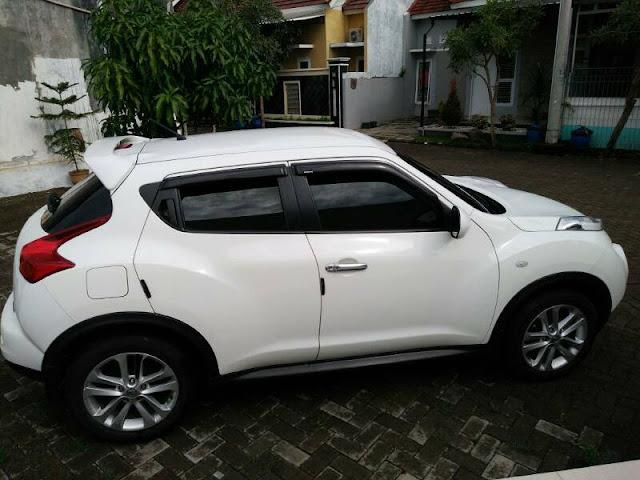 Nissan juke tahun 2011 bekas