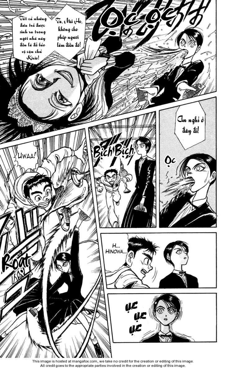 Ushio and Tora Chap 155 - Truyen.Chap.VN