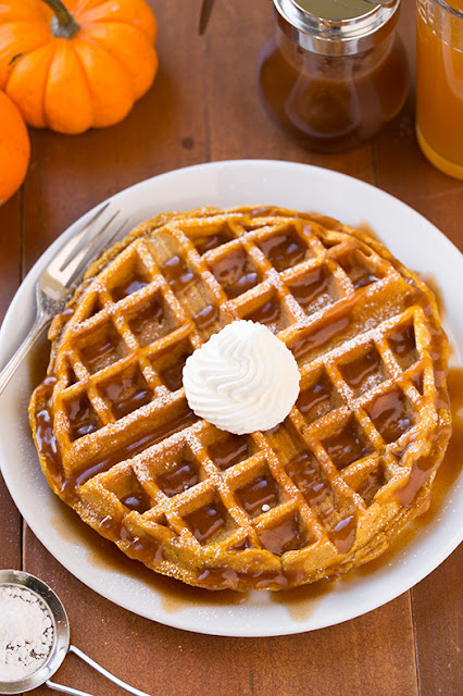 It's all about Fall for this week's Friday Favorites from Walking on Sunshine Recipes.