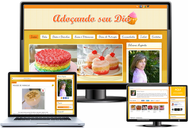 Blog Adoçando seu Dia