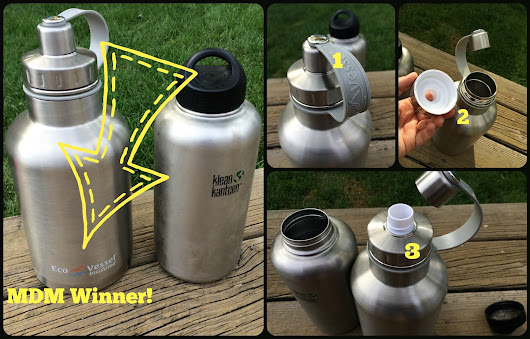 GLAMping: Eco Vessel's Growler
