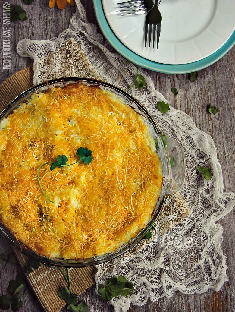 Shepherd's Pie (Cottage Pie) #pie #homemade #recipe #food
