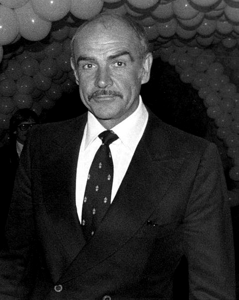 Sir Thomas Sean Connery: James Bond in Kilburn and West Hampstead