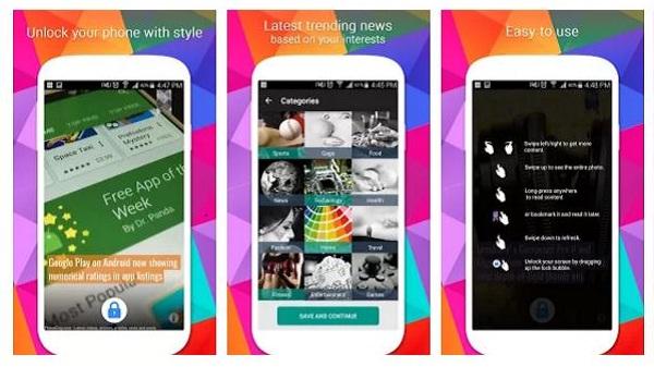 yaitu sebuah hal yang sangat penting untuk privacy smartphone Android kita 10 Aplikasi Kunci Layar Android Terbaik dan Keren 2018