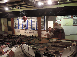 guildford museum railway exhibits