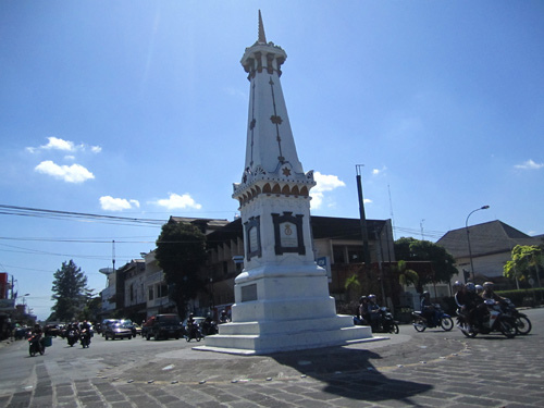 "The Wonderful Tourism of Yogyakarta: ""Tugu Jogja"""