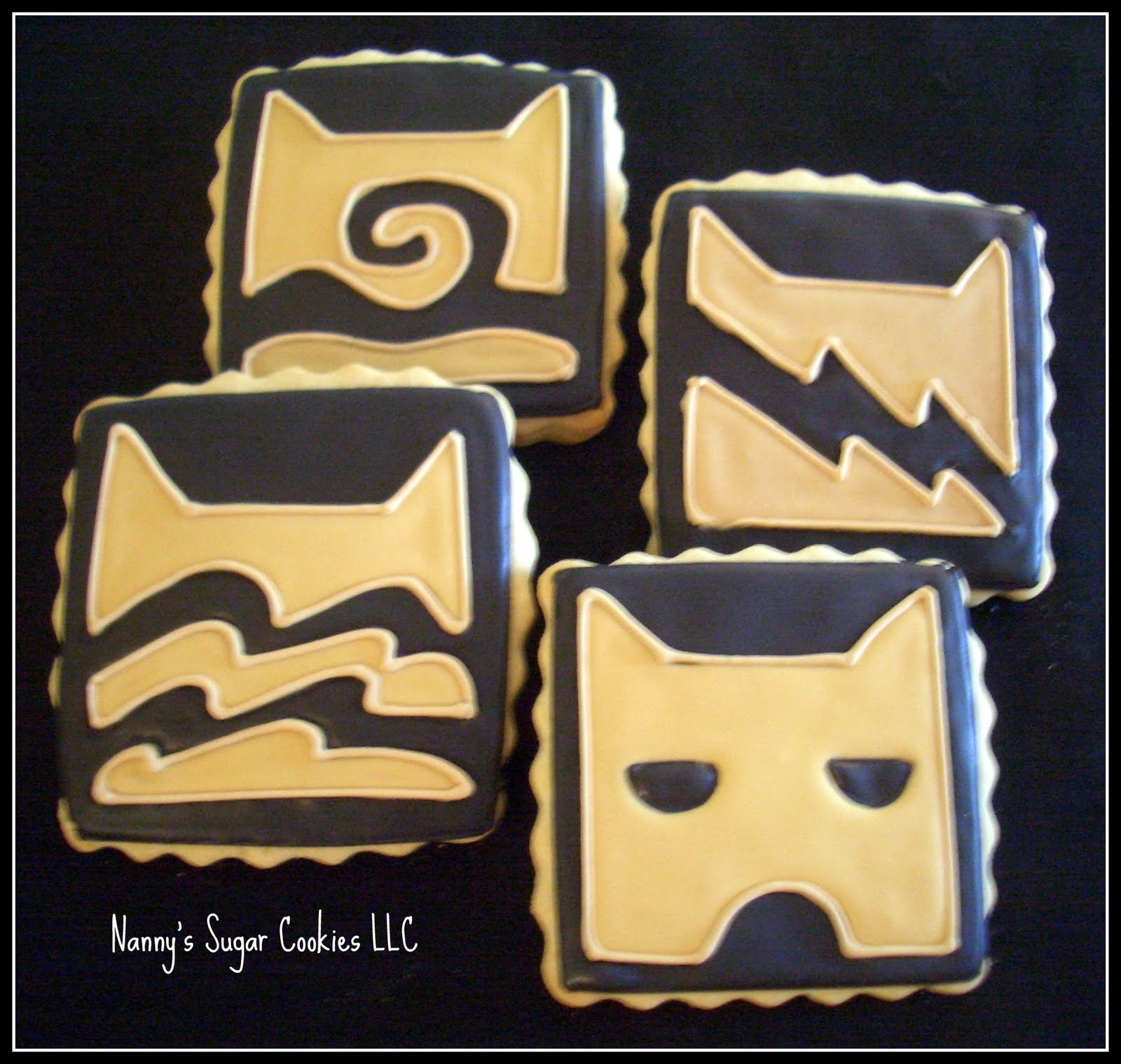 Warriors Erin Hunter Books In Order: Nanny's Sugar Cookies LLC: Happy Birthday