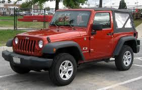 Jeep Wrangler Tops