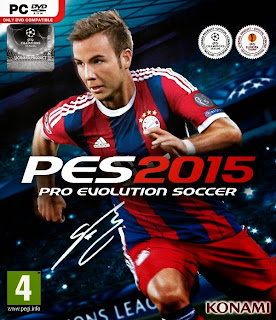 Download Pro Evolution Soccer 2015 Reloaded Full Crack