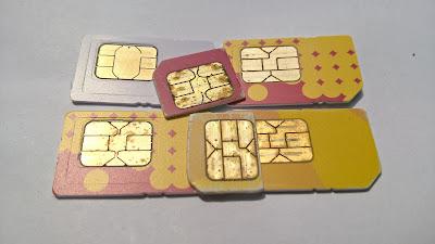 Kartu SIM Telephone