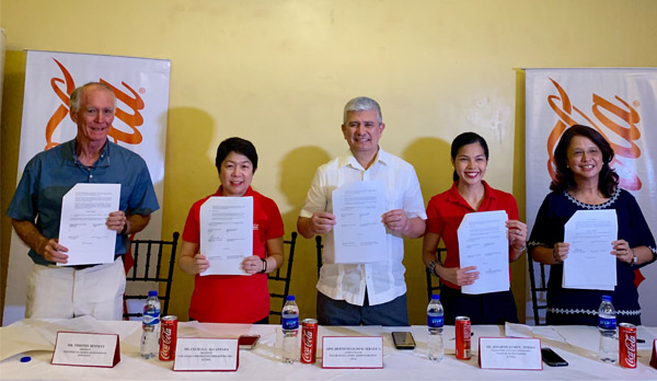 Coca-Cola Foundation - Negros Occidental - Bacolod blogger