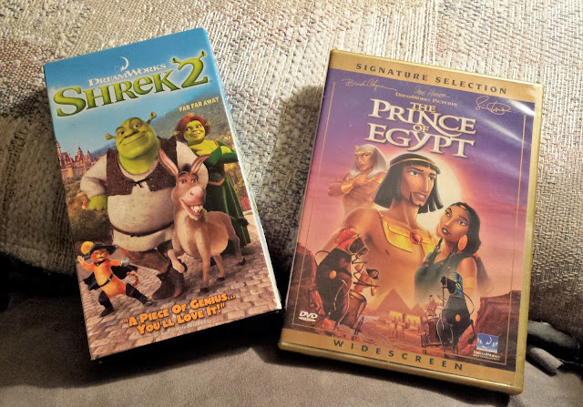 Shrek 2, Prince of Egypt