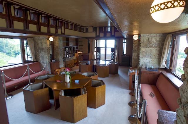 旧山邑邸(ヨドコウ迎賓館)応接室