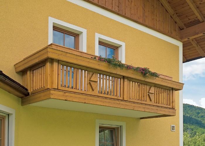 Parapetto per balconi: tipologie, caratteristiche e prestazioni ...