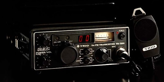 Kenwood TR-7500 Mobile Radio