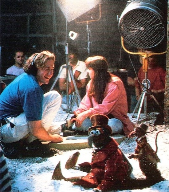 1000 Images About December Muppets Christmas On Pinterest: Awesome Behind The Scenes Photos From Old Movies