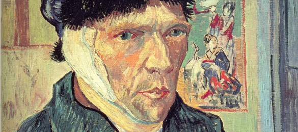 Why did Van Gogh cut off his ear, the reason finally revealed?