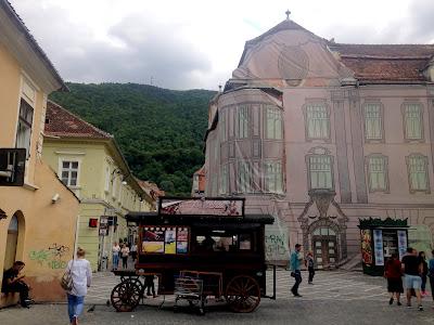 Centrum Braszowa