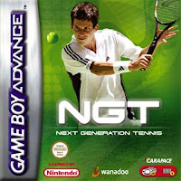 Next Generation Tennis - Roland Garros 2002