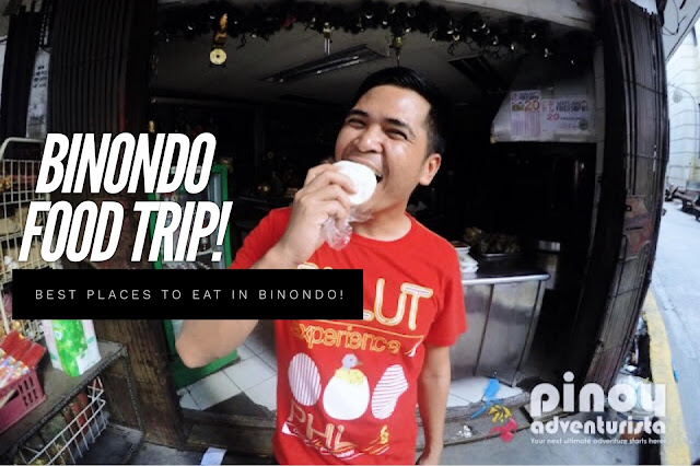 Best Places to Eat in Binondo Food Trip