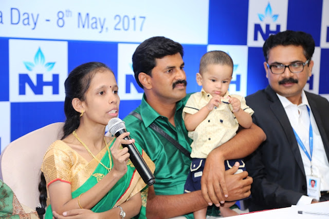 Thalassemia patient from TN delivers a healthy baby at the age of 30