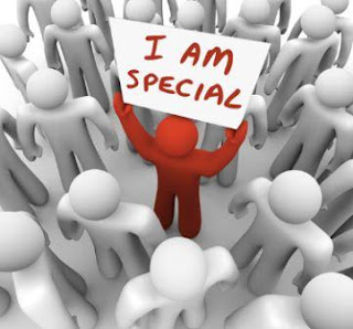 Specialization is what distinguishes you from others.