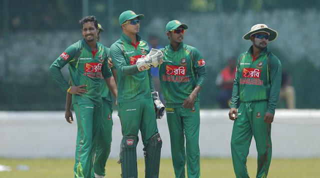Bangladesh Squad for Champions Trophy 2017