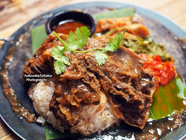 The Notorious Beef Short Ribs RM 42