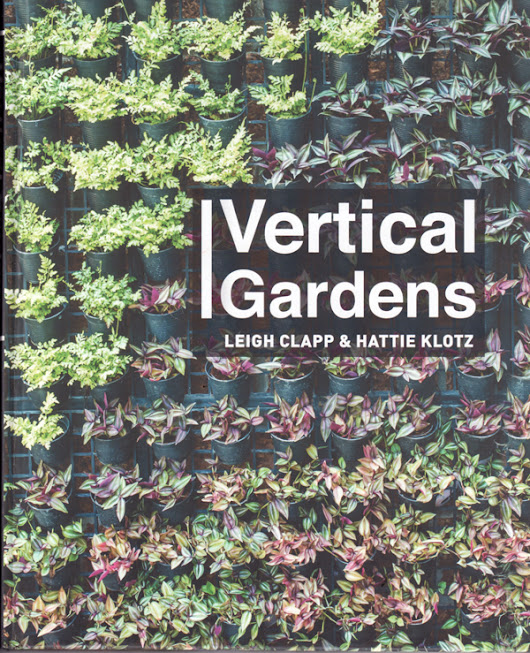 See greencube in new book VERTICAL GARDENS