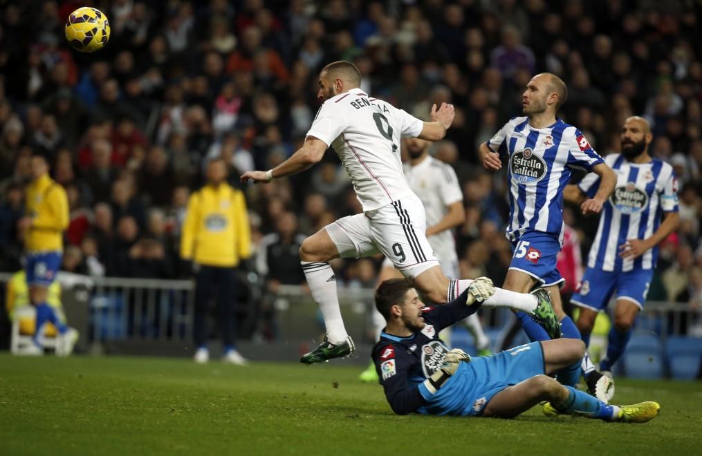 موعد مباراة ديبورتيفو لاكورونيا و ريال مدريد فى الجولة الاولى من الدورى الاسبانى