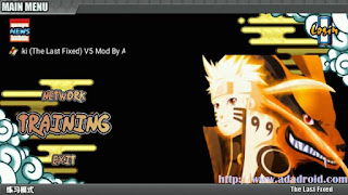 Naruto Senki The Last Fixed v5 by Andris Apk