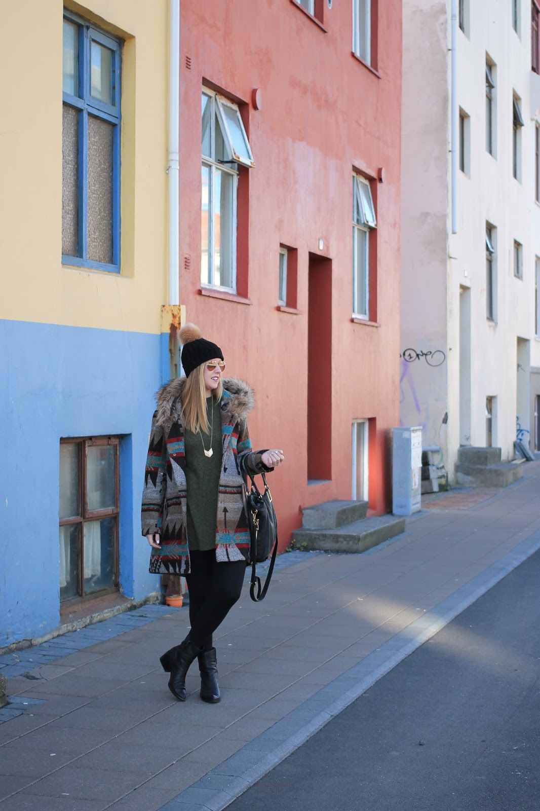 Casual Comfort in Reykjavik | style-blueprint