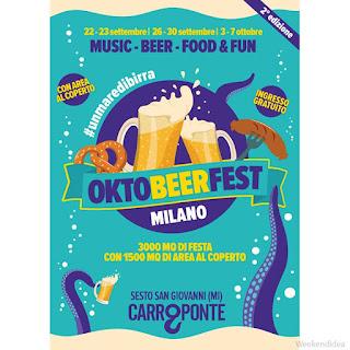 Oktobeerfest Carroponte Sesto San Giovanni