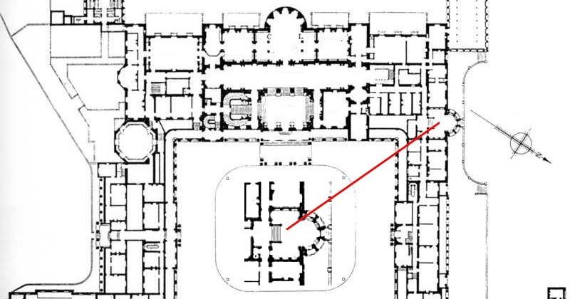 Houses Of State Buckingham Palace