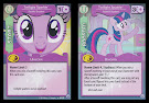 My Little Pony Twilight Sparkle, Faithful Student Premiere CCG Card