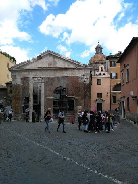 Ghetto ebraico-Roma