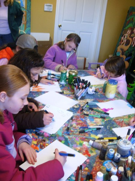Litchfield hills fairfield county connecticut travel for Painting classes ct