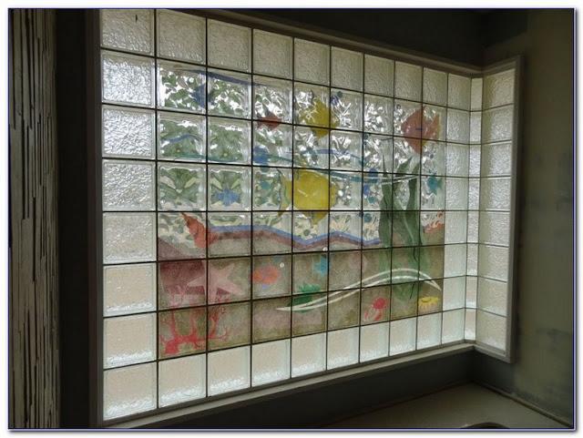 Best Decorative GLASS Block WINDOWS designs