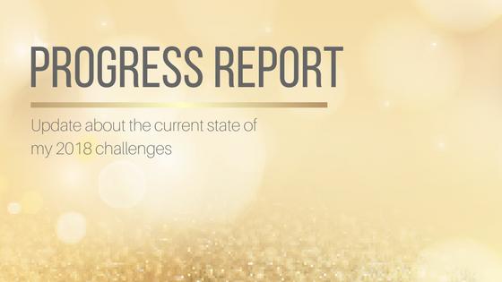 2018 Challenges Update: Progress Report