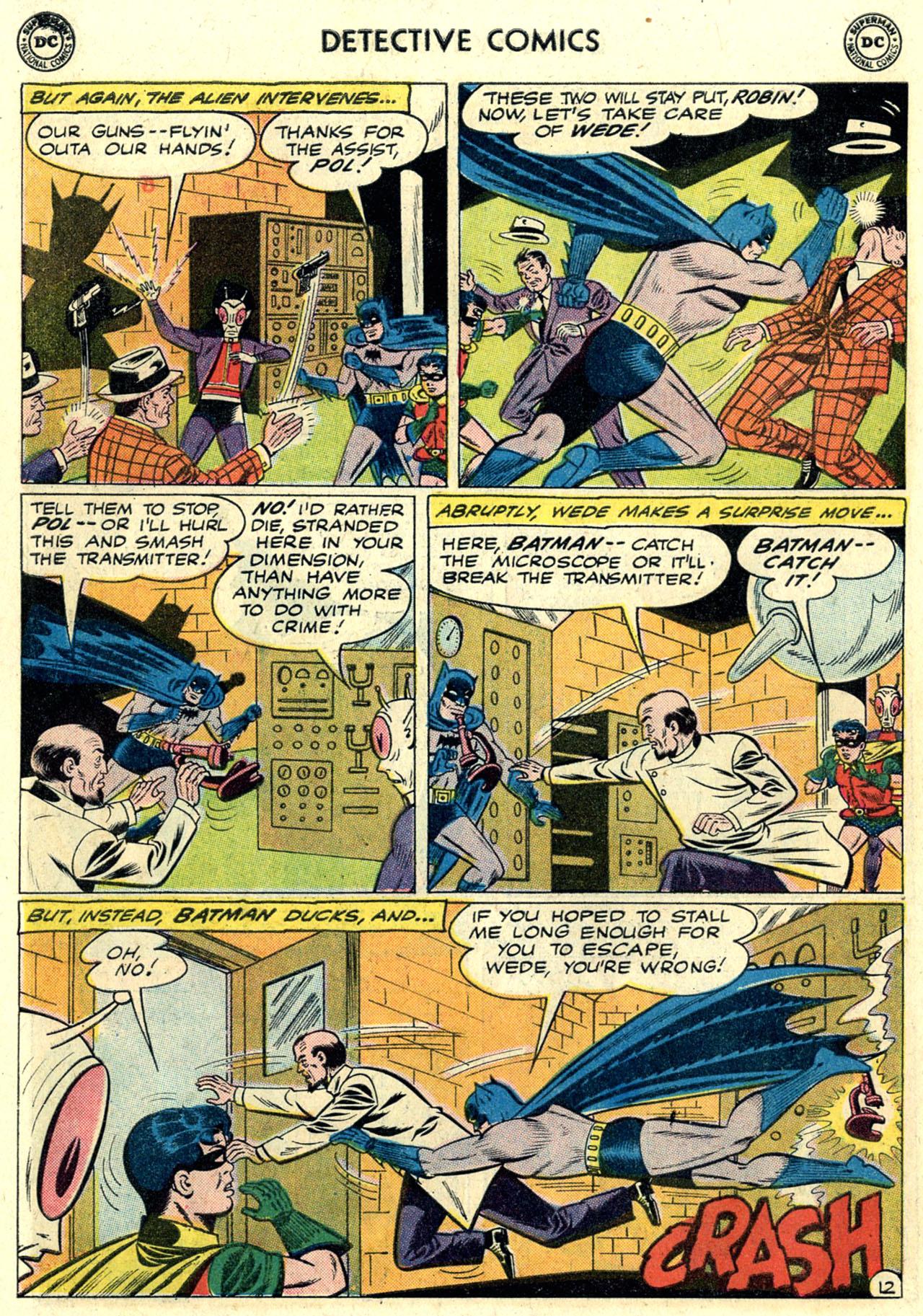 Detective Comics (1937) 283 Page 13