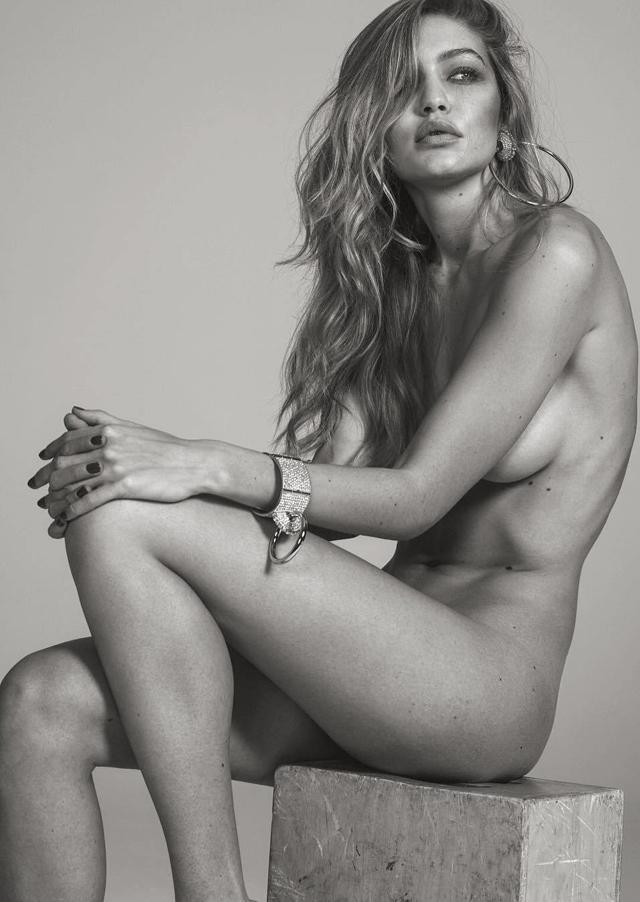 Gigi Hadid en Vogue - Farándula Internacional - Parejas Disparejas